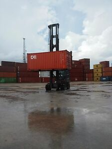40ft Hc Shipping Container Storage Container Conex Box In Omaha Ne