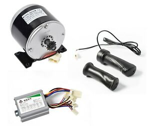 350 Watt 36 V Scooter Electric Motor Zy1016 Kit W Speed Controller