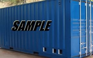 New One Trip 40ft Shipping Container Storage Container For Sale In Dallas Tx