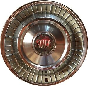 Vintage 1957 Buick Hubcap Wheel Cover Genuine Classic 15