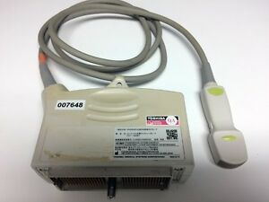 Toshiba Pvt 382bt Convex Probe Ultrasound Transducer