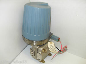 new Foxboro E11am hsam2 316 Ss Stainless Electronic Transmitter 316ss