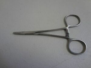 Halsey Needle Holder 5 Smooth Jaw German Stainless Steel Ce Surgical