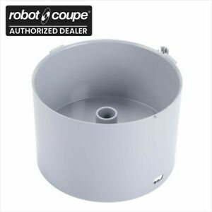 Robot Coupe 102702 R100 R101 Food Processor Gray Bowl 2 5 Quart Genuine