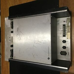 Siemens Power Supply Module 90 132v 2 4amp Pm550210