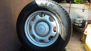 2007 Ford F150 Stock Rims And Tires With Hardware