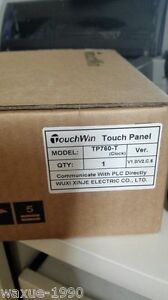 1pcs New Xinje Touch Screen Tp760 t In Box