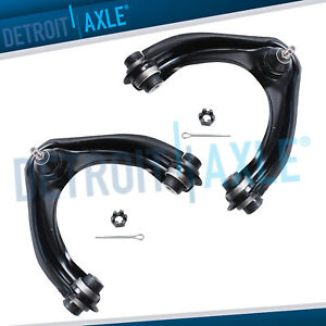 Pair Of Front Upper Control Arm Ball Joint For 1996 2000 Honda Civic Acura El