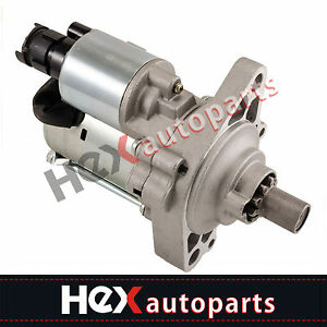 New Starter For Honda Accord 2 3l 98 99 00 01 02 Acura Cl