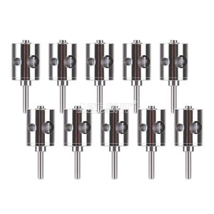 10 Pc Dental Nsk Style Handpiece Use Pana Air Push Standard Turbine Cartridge
