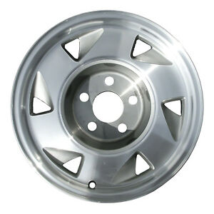 05029 Refinished Chevy S10 Blazer 1998 2000 15in Aluminum Wheel 2 765 Cc Hole