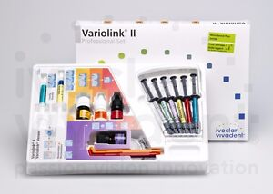 Ivoclar Vivadent Variolink N Dual cure And Light cure Luting Composite