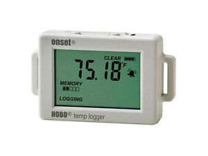 Onset Hobo Ux100 001 Temperature Data Logger