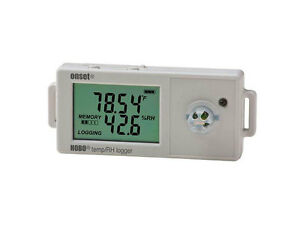 Onset Hobo Ux100 011 Temperature And Humidity Data Logger