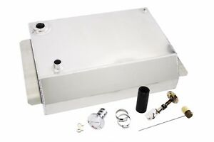63 72 Chevy Gmc Pickup Truck 19 Gallon Aluminum Fuel Gas Tank Fuel Cell Kit