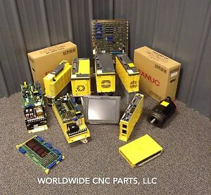 Fanuc Spindle Amplifier Module A06b 6092 h245 h500 5800 00 With Exchange