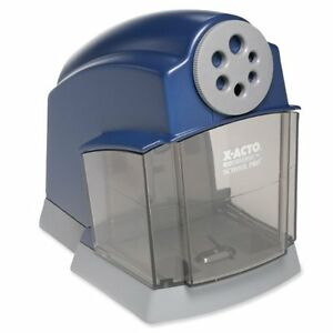 X acto School Pro Heavy Duty Electric Sharpener 1670 Office Classroom Product