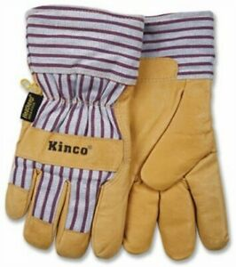 Cold Weather Work Gloves Large no 1927 L Kinco International 3pk