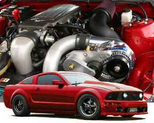 Procharger 2005 10 Ford Mustang Gt 4 6 3v Ho Intercooled Tuner Kit W p 1sc 1