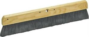 Marshalltown 24 Concrete Broom By Marshalltown Trowel 3pk