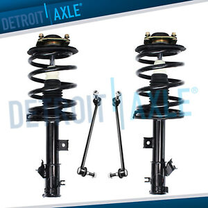 4pc Front Struts Sway Bar Link For 2003 2004 2005 2006 2007 Nissan Murano 3 5l