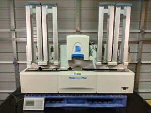 Thermo Matrix Platemate Plus Automated Liquid Handling System With 96 300 l Head