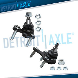 2 New Front Suspension Lower Ball Joints For Audi A3 S3 Volkswagen Cc Gti Passat