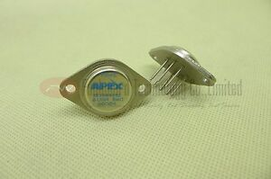 Apex Pa45 High Voltage Power Operational Amplifier To3 8 X 1pc