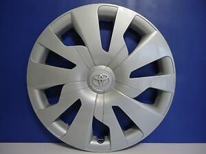 2015 2016 Toyota Yaris Factory Wheel Hubcap Cover 15 P N 42602 0d300 Genuine