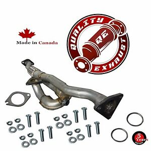 Front Flex Y Pipe 2002 2003 Nissan Maxima 3 5l Direct Fit