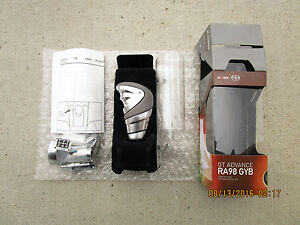 08 14 Scion Xb Razo Gt Advance Manual Shift Knob Gray Leather Brand New