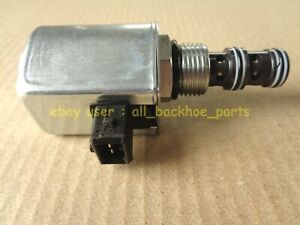Jcb Backhoe Solenoid Valve Assembly part No 25 105100