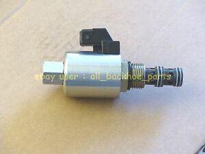 Jcb Backhoe Solenoid Valve Assembly part No 25 105200