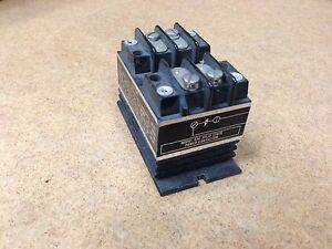 636 Compac Engineering Solid State Power Contactor