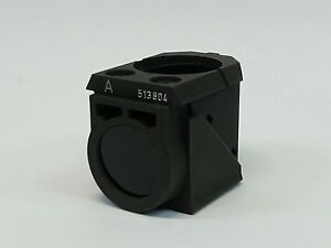 Leica A Filter Cube Pn 513 804 For Dm L Series Microscope Great Condition