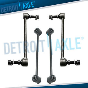 4pc Set Front Rear Sway Bar End Links For Chrysler 300 Dodge Charger Magnum