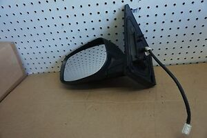 2009 2012 Toyota Corolla Left Driver Power Mirror Oem 2010 2011