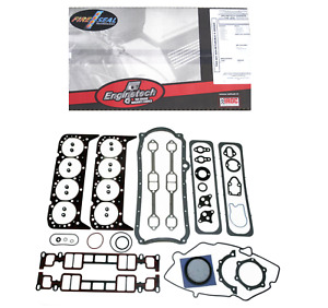 Full Engine Gasket Set For 1996 2002 Chevrolet Gmc 5 7l 350 Vortec Truck Suv