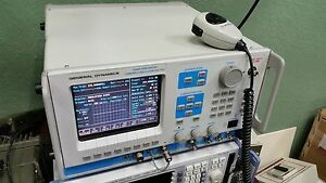 General Dynamics Motorola R2660d Communications System Analyzer R2600d Rubidium