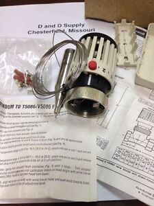 Honeywell T5086c 1005 Radiator Valve Thermostatic Actuator Made In Germany