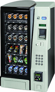A M S Table Top Snack Vending Machine 24 Select W coin Bill Acceptor new X 2