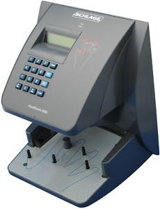 New Kronos Hand Punch 3000 Biometric Time Clock 1 Year Warranty