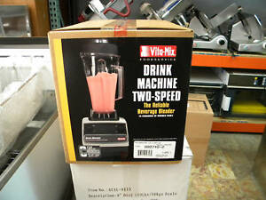 Vita Mix Drink Machine 2 Speed Blender Smoothie
