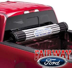 15 Thru 20 F 150 Oem Genuine Ford Aluminum Hard Rolling Tonneau Cover 5 1 2 Bed