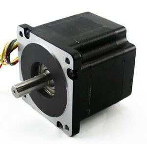 Nema34 Stepper Motor 906 Oz In 6 1a Single Shaft kl34h295 43 8a