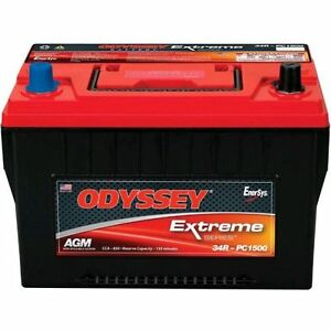 Odyssey 34r Pc1500t Automotive Ltv Battery