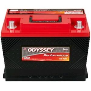 Odyssey 48 720 Performance Series Automotive Battery With Sae Posts