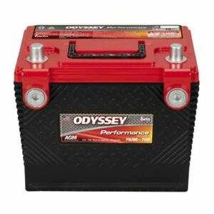 Odyssey 75 86 705 Performance Series Automotive Battery With Sae Posts