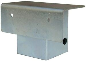 T post Mnt Bracket no 910 Parker Mc Crory Mfg Co 3pk