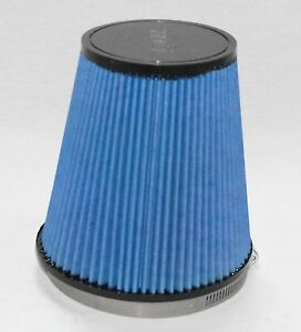 Kool Blue Kuc1002 Lifetime Washable Cone Air Intake Filter 4 Inlet X 5 Height